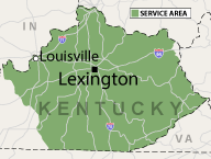 Our Kentucky Service Area